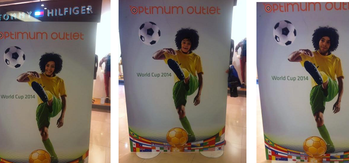 optimum outlet world cup 2014