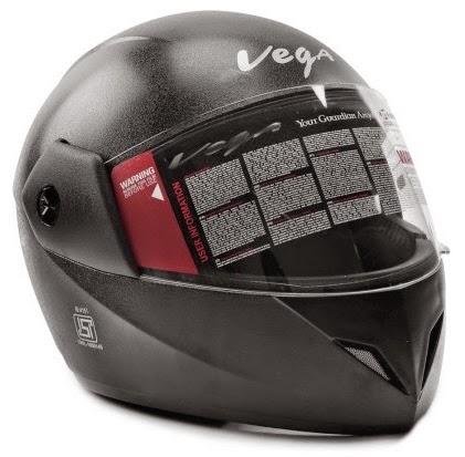 Vega Cliff Motorsports Helmet