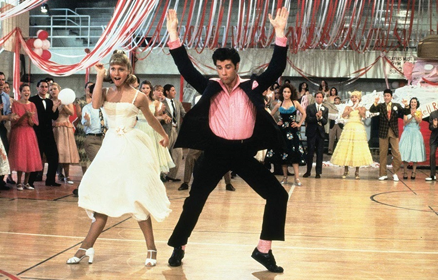 Grease - Nos Tempos da Brilhantina 1978 Filme 1080p Bluray FullHD completo Torrent