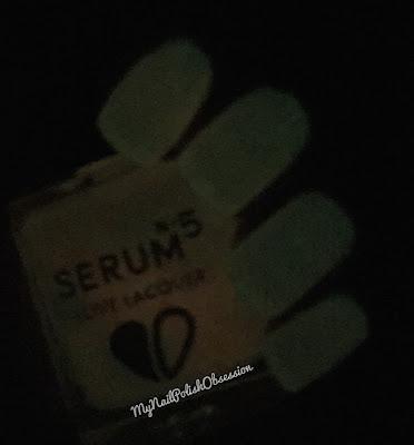Serum No 5 Coral-ectric