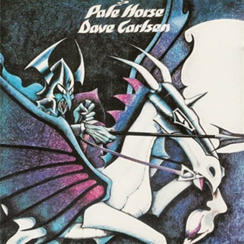 Dave Carlsen - Pale Horse LP