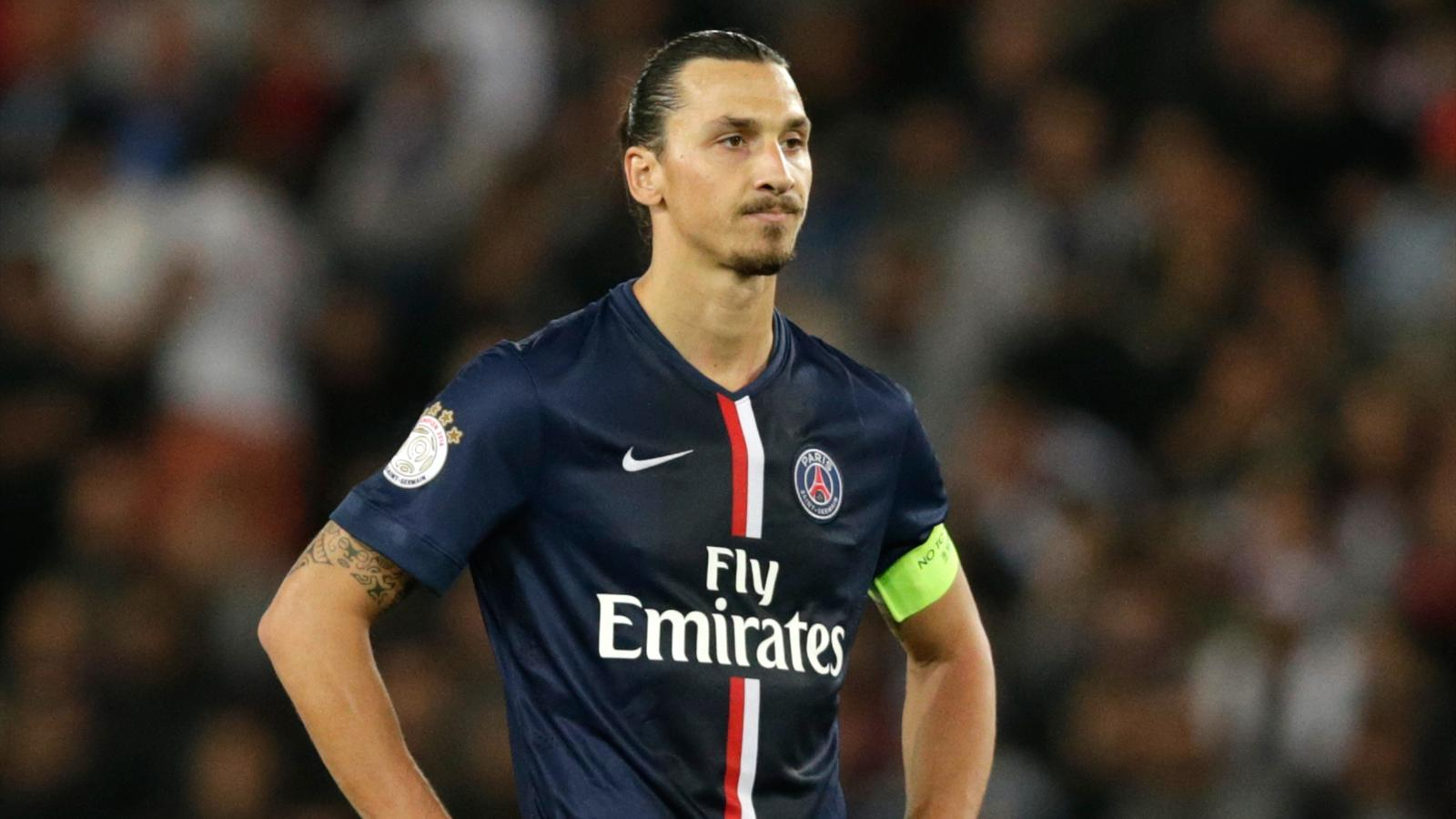 Zlatan Ibrahimovic with a bid in theregion of £11m this summer