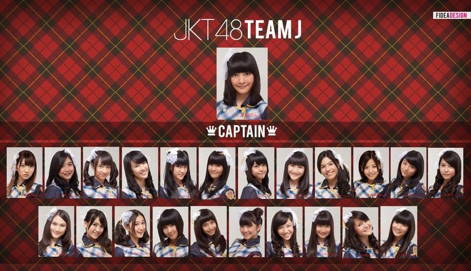 Biodata Lengkap JKT48 (Team J)