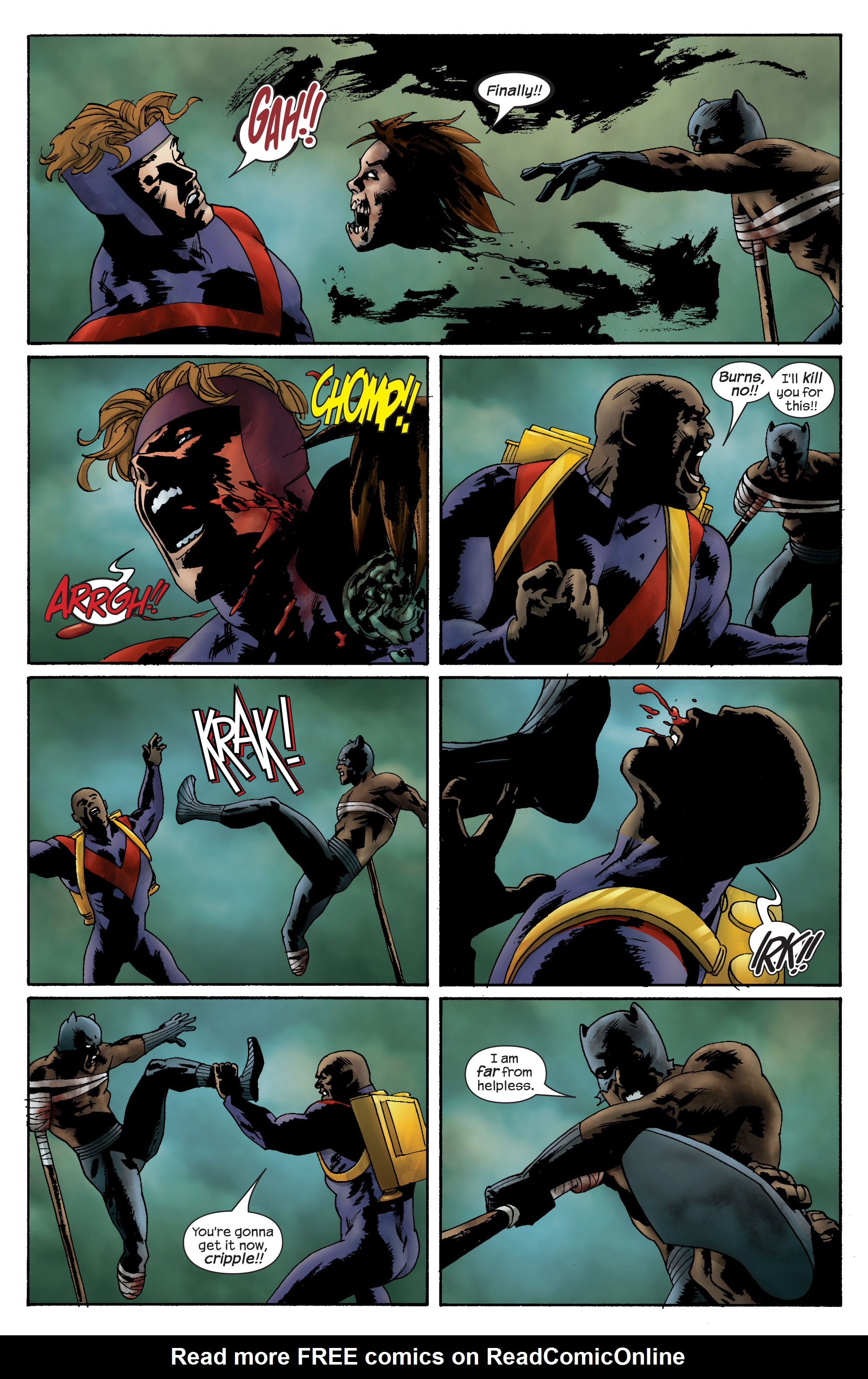 Marvel Zombies (2006) Issue #4 #4 - English 11