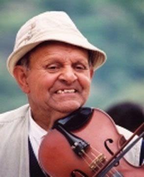 Budapest Gypsy Violinist