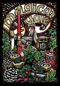 Pagan yuletide greetings yule cards from greeting card universe click for larger image m4hsunfo