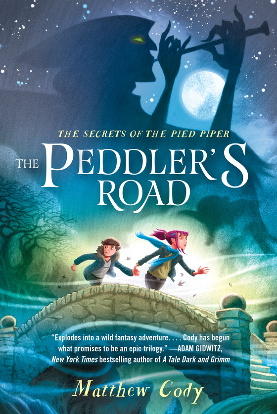 The Peddler's Road book cover