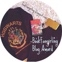 The Book Fangirling Blog Button