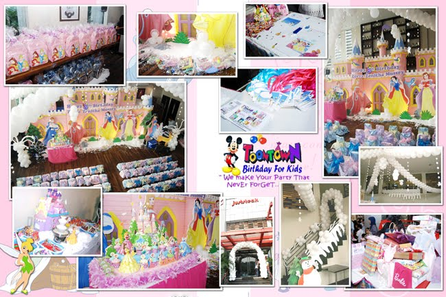 Welome to our party decoration sample..we can make all theme that u want....
