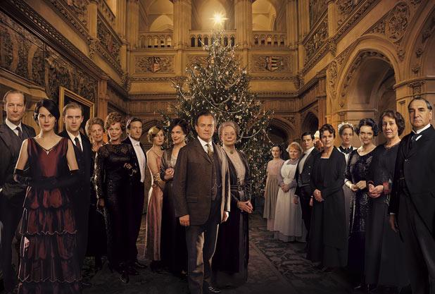 christmas at downton abbey season 2