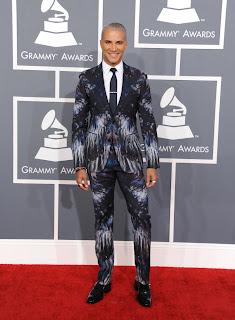 Jay Manuel Grammys 2013