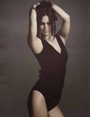 Rachel Bilson hot in Flaunt Magazine photoshoot November 2009