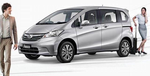 Honda New Freed 2013