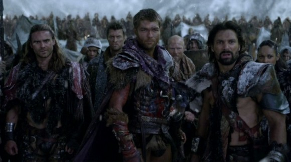 Watch online Spartacus Season 3 Episode 7 Mors Indecepta ...