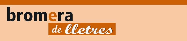 Bromera de Lletres