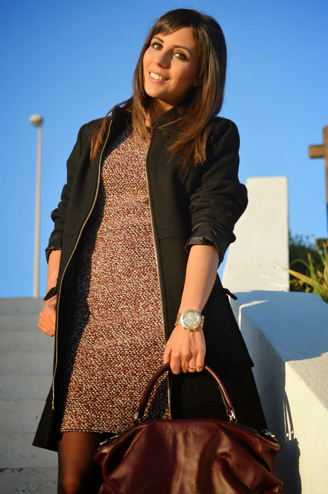 street style style ootd cristina style fashion blogger malagueña blogger malagueña outfit look chic casual tendencias moda mood inspirations purificacion garcia