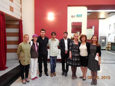 bloggerii cu violoncelistul Mircea Marian