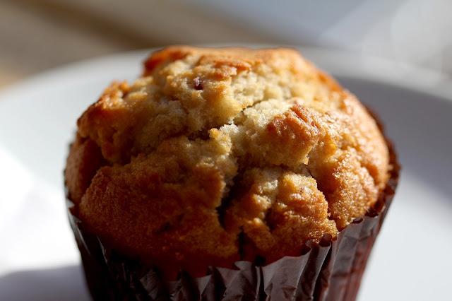 Muffin al Cioccolato Bianco - Ricetta