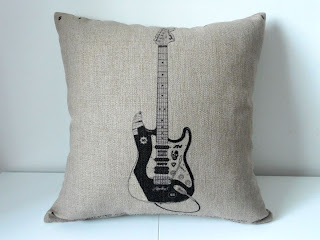 Guitar Cushion