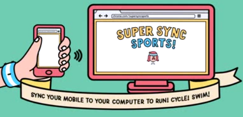 Just Kicking It: Google Chrome: Super Sync Sports Mobile Game