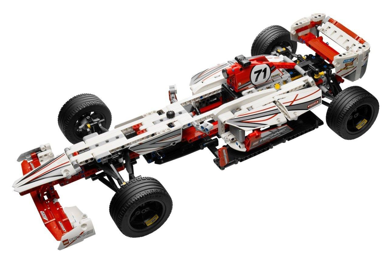 lego 42000 motorized - photo #3