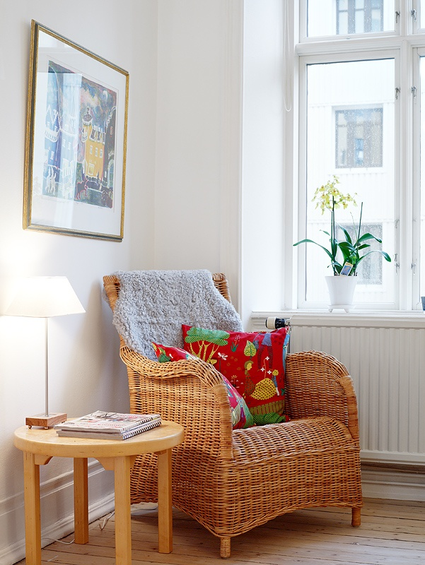 Using Wicker Furniture Indoors