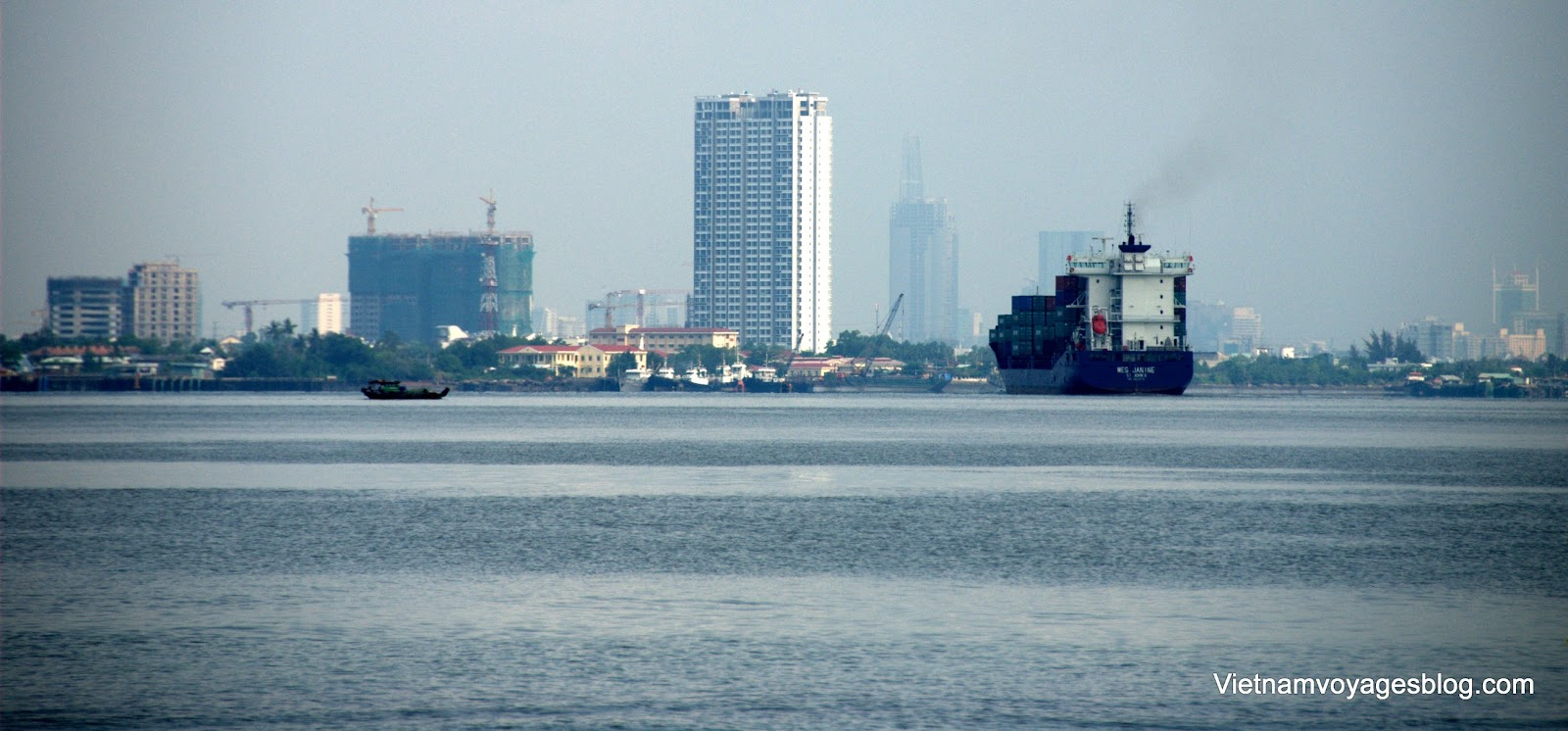 Du lịch biển Cần Giờ ở Thành phố Hồ Chí Minh