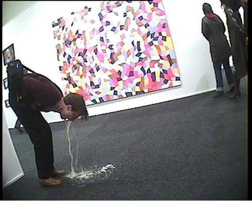 arte e vomito