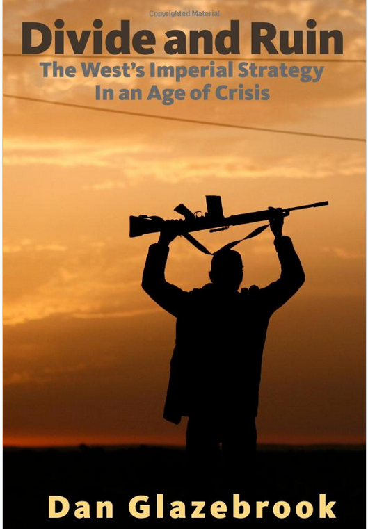 Book launch 'Divide & Ruin: The West's Imperial Strategy in an Age of Crisis'