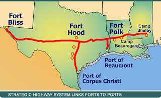 I-14 Texas Plan