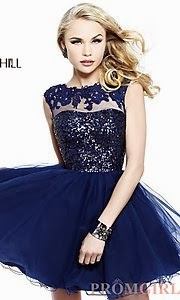 Short prom dresses with price