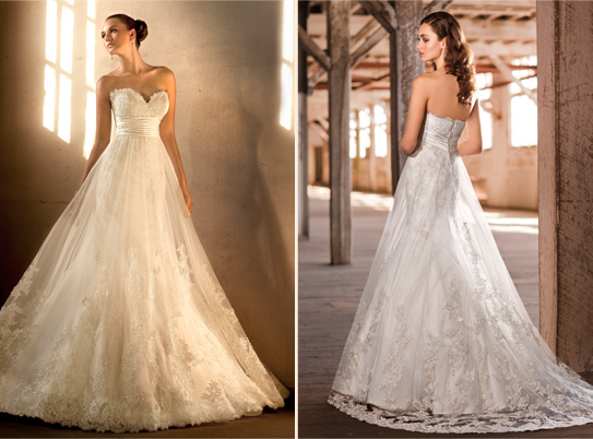 Danielles Pick Of The Week Essence Wedding Gowns