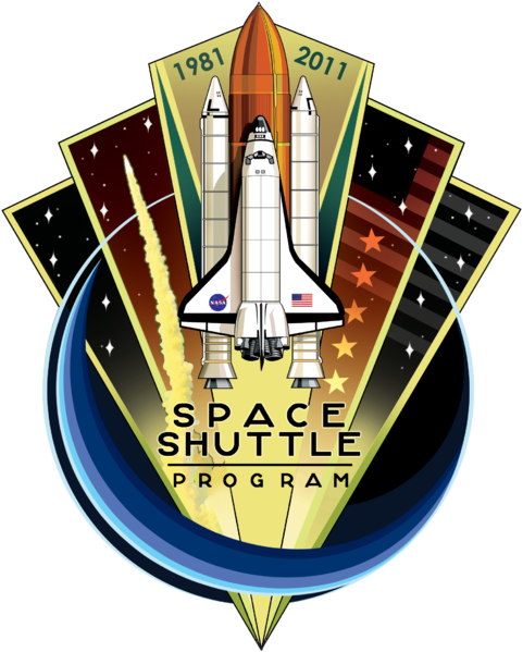30 ANIVERSARIO! SPACE SHUTTLE