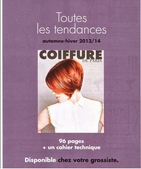 Revista Coiffure Paris A Biblia De Tendencias Para Todos Os