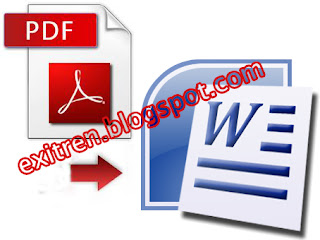 Free Download PDF to Word Build 3.5.0 (Wondershare)
