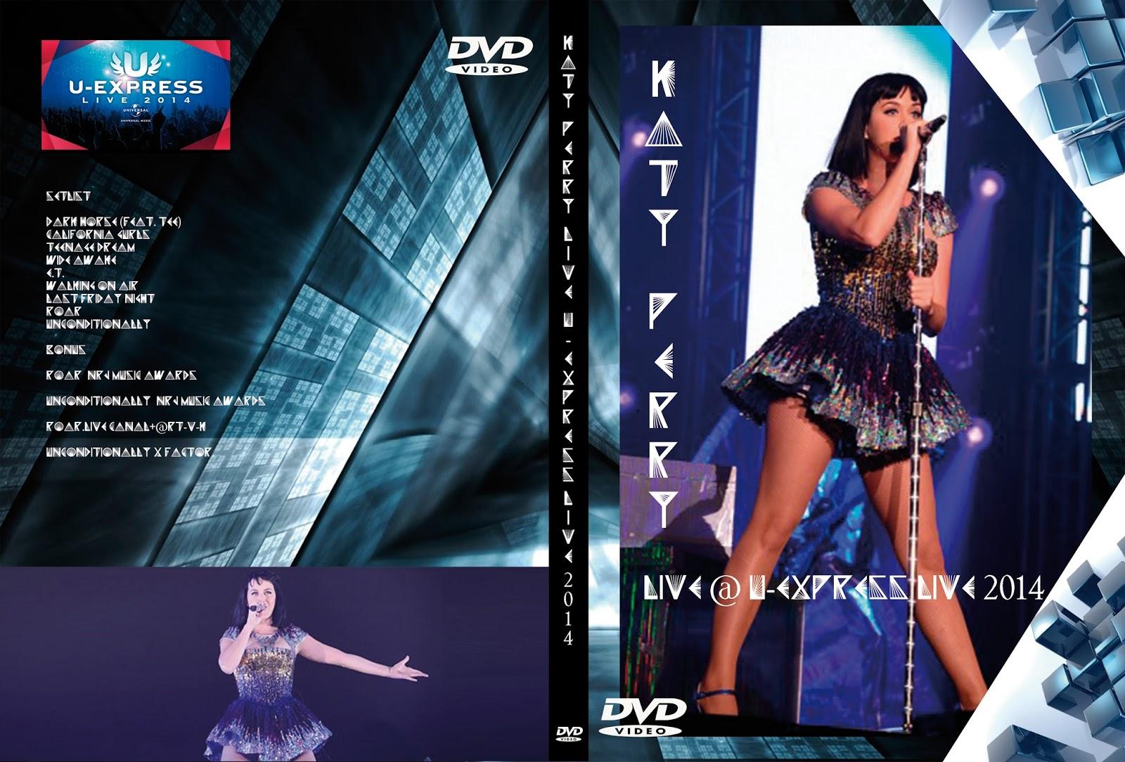 Katy perry interpretación en vivo de i kissed a girl