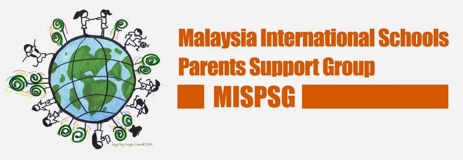 Malaysia international schools parents support group mispsg