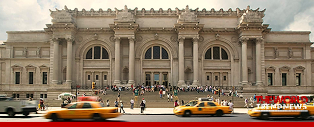 Metropolitan Museum of Art  or The Met