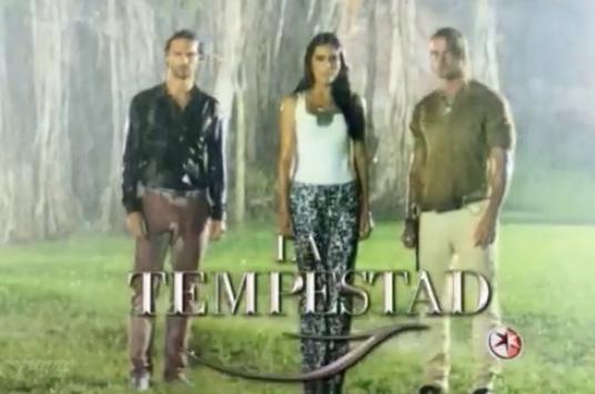 """Segundo promocional de """"La Tempestad"""" (Vídeo)"""