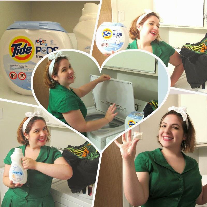 Enfin une lessive pour les peaux sensibles! #MamanPG