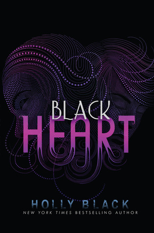 black heart blue book review