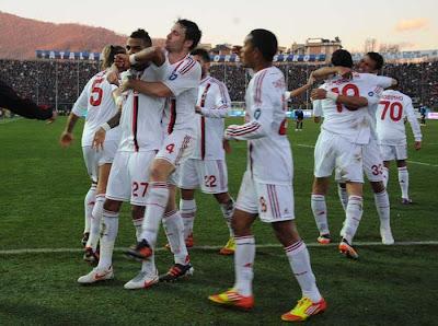 Atalanta 0 - 2 AC Milan (3)