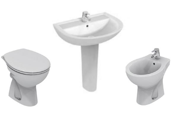 Listino Prezzi: Ceramica Dolomite - Serie QUARZO