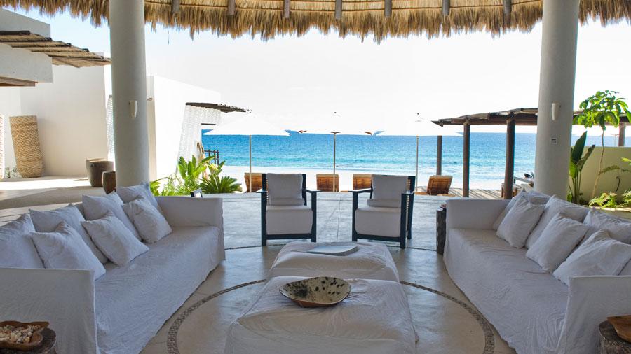 Decoracion rustica para casas de playa - Muebles de playa ...