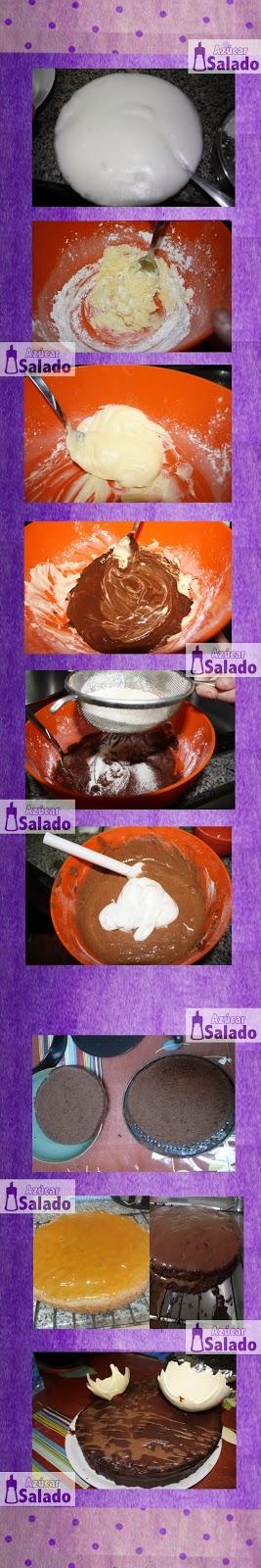 como hacer tarta sacher