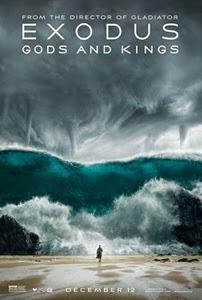 Poster original de Exodus: Dioses y reyes