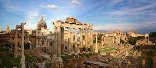 Pactos y Derecho de la antigua Roma