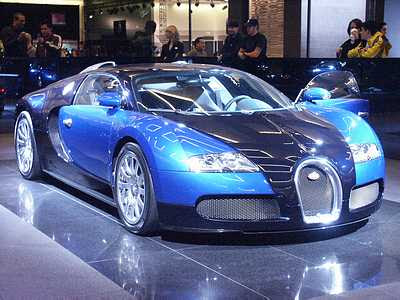 Bugatti on M  Sica Do Gol  O Mega Presente Do Ano     Patr  O D   Bugatti Veyron