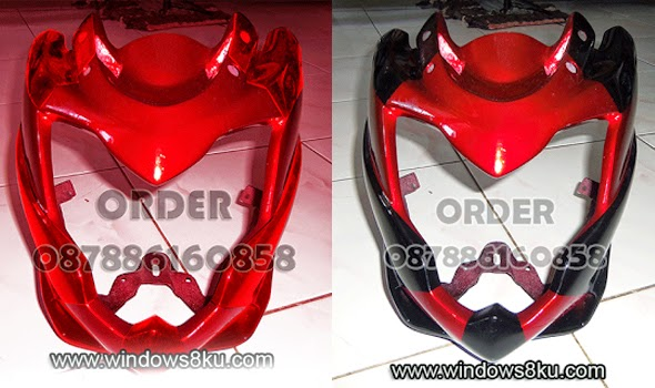 Daftar Harga Headlamp Yamaha New Vixion Lightning Terbaru 2014