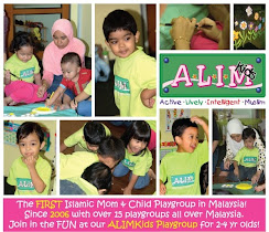 ALIMKids Playgroup (2-4 yrs old)